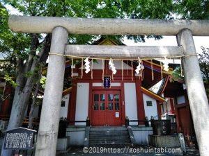 神田明神の八雲神社