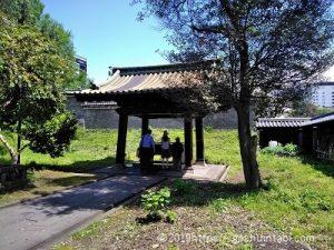 湯島聖堂の手水舎