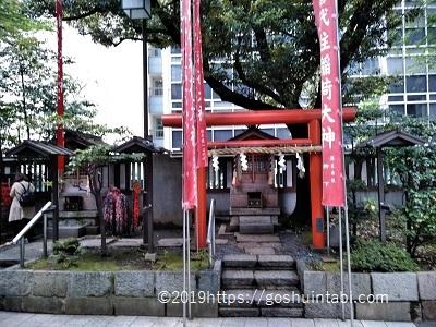 虎ノ門・金刀比羅宮の結神社