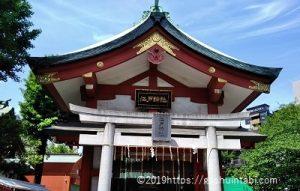 神田明神の江戸神社