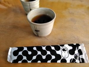 廚菓子くろぎのコーヒー