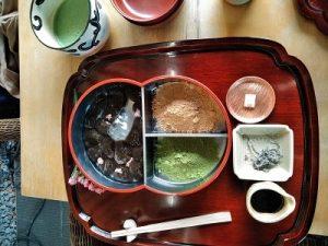 【廚菓子くろぎ】わらび餅セット